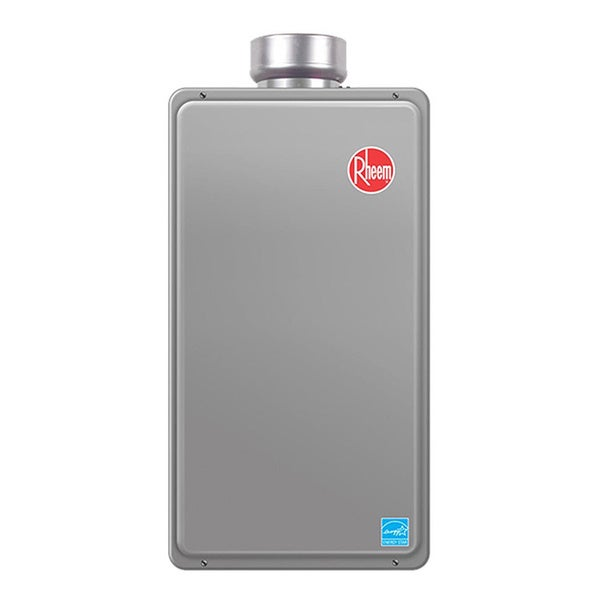 Rheem 6.4 GPM Direct Vent Indoor Series Tankless Propane Water Heater