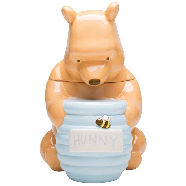 Winnie the Pooh Shaped Cookie Jar