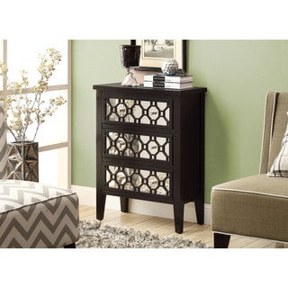Contemporary 3-drawer Bombay Chest