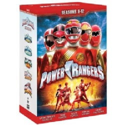 Power Rangers: Seasons 8-12 (DVD)
