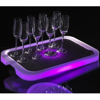 ImagiLight LED-lighted Tron Tray Rectangle