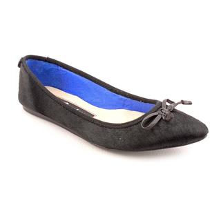 Juicy Couture Women's 'Scarlett' Hair Calf Casual Shoes (Size 7.5 )