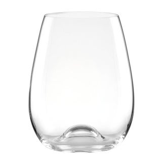 Wine glasses overstock shopping the best prices online - Lenox stemless red wine glasses ...