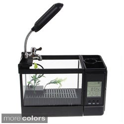 Mini USB Desktop Aquarium Fish Tank