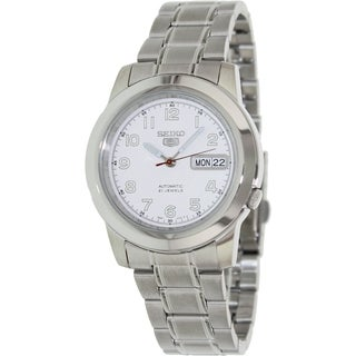Seiko Men's '5 Automatic' Stainless Steel Watch