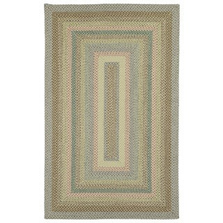 Malibu Multicolored Woven Indoor/ Outdoor Area Rug (9' x 12')