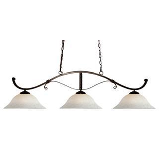 Howler 3-light Billiard Light Fixture