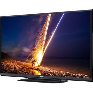 """Sharp AQUOS LE657 LC-90LE657U 90"""" 3D 1080p LED-LCD TV - 16:9 - HDTV 1"""