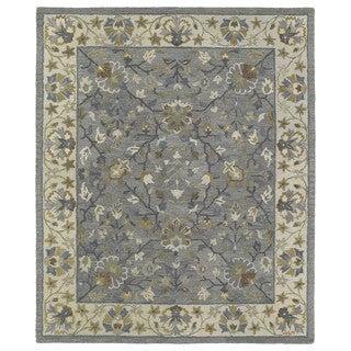 Felicity Comfort Grey Hand Tufted Wool Rug (8'0 x 11'0)