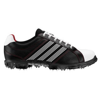 Adidas Men's Adicross Tour Black/ White Golf Shoes