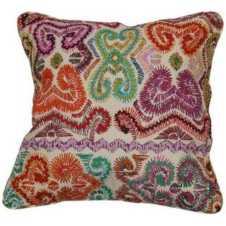 nuLOOM Decorative Multi Cotton Pillow