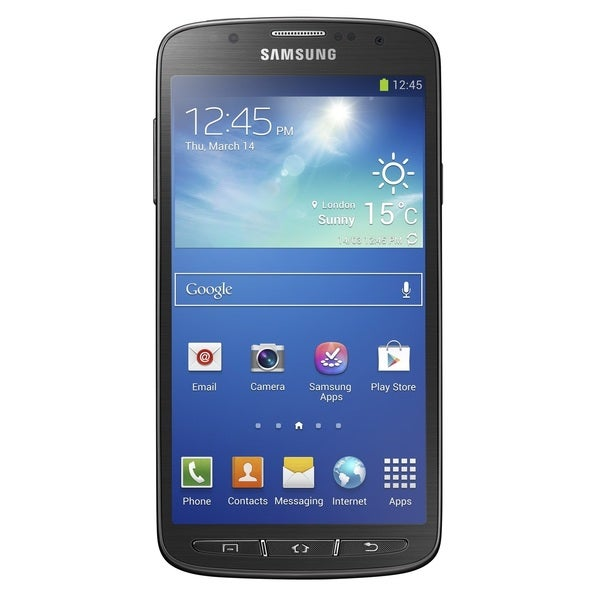 Samsung Galaxy S4 Active 16GB GSM Unlocked Android Phone