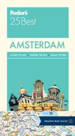 Fodor's 25 Best Amsterdam