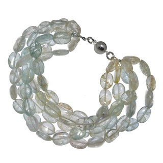 Genuine Aquamarine, Morganite and Beryl Gemstones