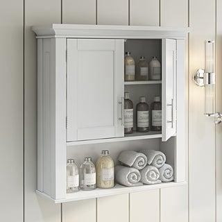 RiverRidge Somerset Two-door Wall Cabinet