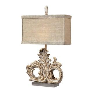 Dimond Lighting Springfield Presidente 1-light Table Lamp