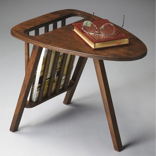 Mid-Century Modern Magazine Table