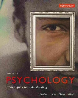 Psychology: From Inquiry to Understanding (Paperback)