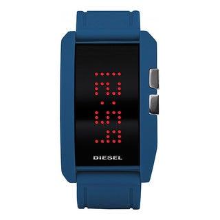 Diesel Men's Blue Strap Digital Watch