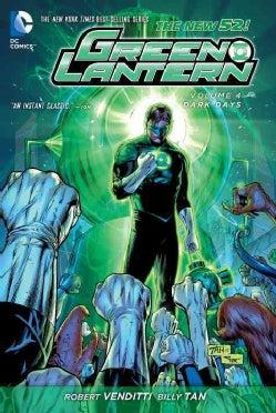 Green Lantern 4: Dark Days (Hardcover)