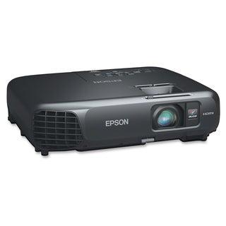 Epson PowerLite V11H551120 LCD Projector - 720p - HDTV - 4:3