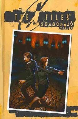 The X-Files Season 10 1 (Hardcover)