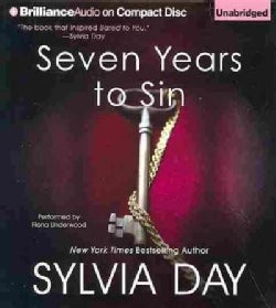 Seven Years to Sin (CD-Audio)