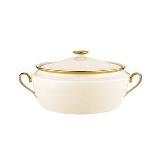 Lenox Eternal Covered Vegetable Bowl