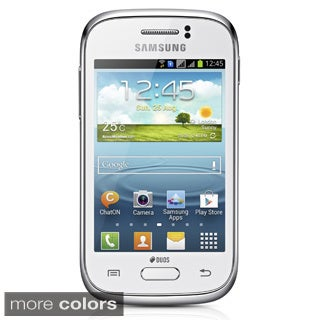 Samsung Galaxy Young S6310 GSM Unlocked Android Phone