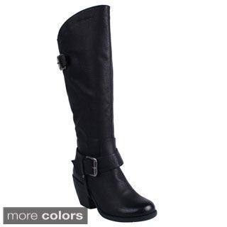 Blossom Women's 'HOSHI-1' Knee-high Boots