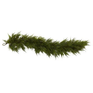 60-inch Cedar Decorative Garland