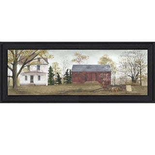 Billy Jacobs 'Spring Flowers For Sale' Framed Wall Art