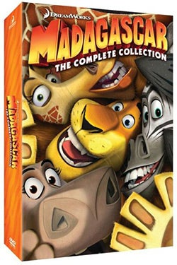 Madagascar: The Complete Collection (DVD)
