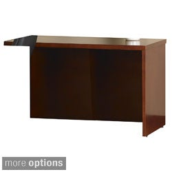 Mayline Mira 48-inch Veneer Non-handed Return for Mira Desk