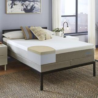 Slumber Solutions Choose Your Comfort 12-inch Queen-size Memory Foam Mattress