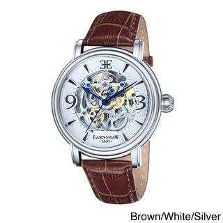 Earnshaw Longcase Men's Watch