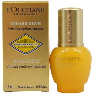 L'Occitane Immortelle Divine Eyes Ultimate Youth Eye Treatment