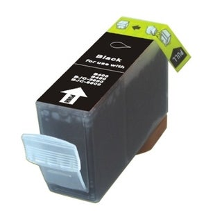 INSTEN Black Ink Cartridge for Canon BCI-3eBK