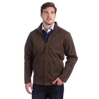 Stormy Kromer Men's Dark Tan Wear Weather Jacket