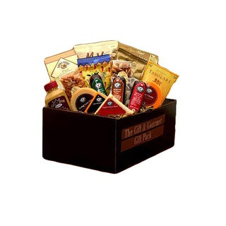 Savory Selections Gourmet Meat/ Cheese Gift Pack