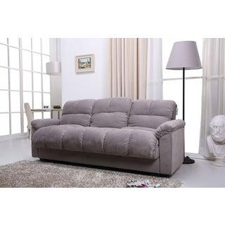 Phila Grey Storage Sofa Bed