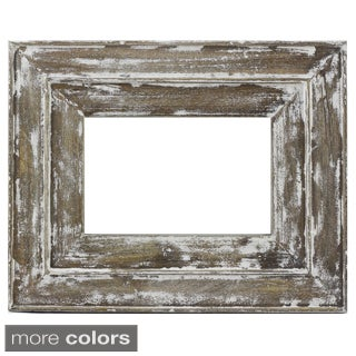 Timbergirl Distressed Wood Photo Frame (India)