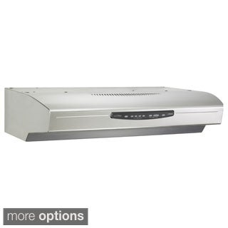 Broan QS336 Allure Series 36-inch Under Cabinet 430 CFM Range Hood