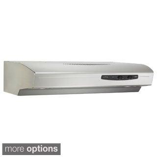 Broan QS130 Allure Series 30-inch 220 CFM Under Cabinet Hood