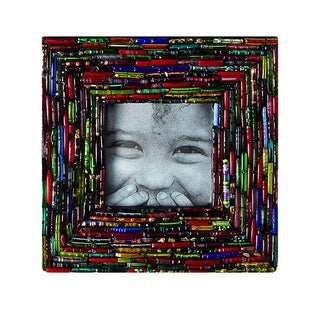 Colorful 3 x 3-inch Bangle Bracelet Frame