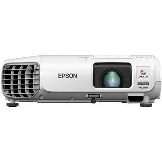 Epson PowerLite W17 LCD Projector - HDTV - 16:10