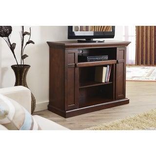 Furniture of America Walden Terry Multi-storage Entertainment Cabinet