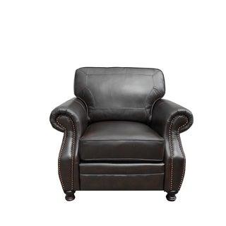 At Home Designs Dark Chocolate Laredo Chair