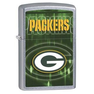 Zippo NFL Green Bay Packers Refillable Lighter