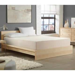 WHITE by Sarah Peyton 14-inch Convection Cooled Firm Support Cal King-size Memory Foam Mattress